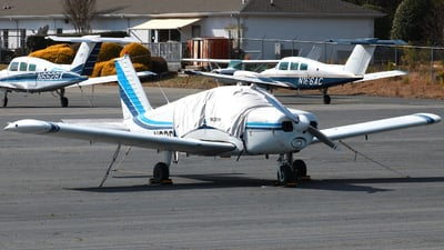 A picture of N6301W - Piper PA28140 - [2820344] - © ajwebb