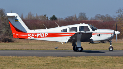 SE-MDP - Piper PA-28RT-201T Turbo Arrow IV - Private