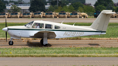 N2911P - Piper PA-28RT-201 Arrow IV - Private