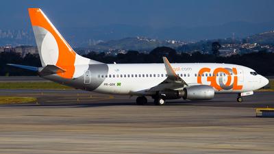 PR-GEK - Boeing 737-76N - GOL Linhas Aéreas
