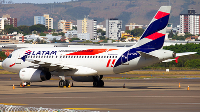 A picture of CCCPO - Airbus A319132 - LATAM Airlines - © Roger Rodrigues