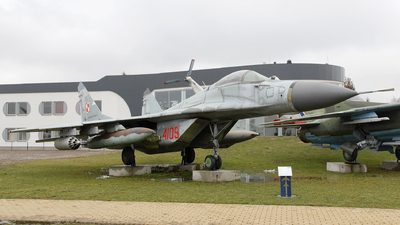 4109 - Mikoyan-Gurevich Mig-29G Fulcrum - Poland - Air Force
