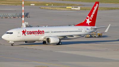 OM-GTG - Boeing 737-84P - Corendon Airlines (Go2Sky)
