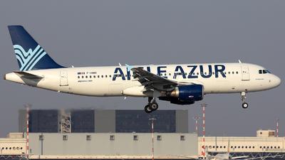 A picture of FHBIO - Airbus A320214 - [3242] - © Francesco Palla