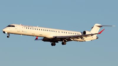 EC-LJT - Bombardier CRJ-1000 - Croatia Airlines (Air Nostrum)