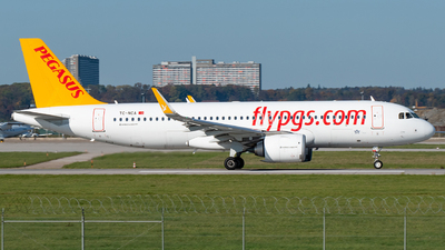 A picture of TCNCA - Airbus A320271N - Pegasus Airlines - © marfi80