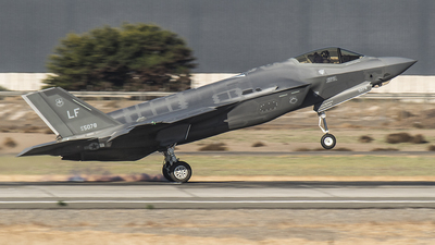 13-5078 - Lockheed Martin F-35A Lightning II - United States - US Air Force (USAF)
