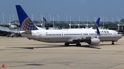 N37419 - Boeing 737-924ER - United Airlines