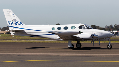 VH-DRA - Cessna 340A - Private