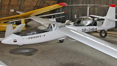 SP-3484 - SZD 50-3 Puchacz - Aero Club - Ziemi Piotrkowskiej