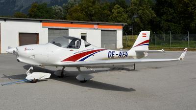 OE-AFA - Aquila A211GX - Flugsportzentrum Tirol