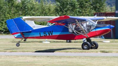 ZK-LSW - Rans S-6ES Coyote II - Private