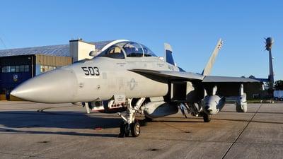 166899 - Boeing EA-18G Growler  - United States - US Navy (USN)