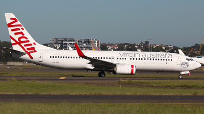VH-YFP - Boeing 737-8FE - Virgin Australia Airlines