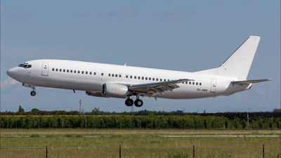 9H-AMW - Boeing 737-4Q8 - VVB Aviation Malta