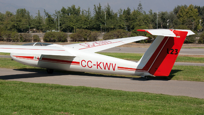 CC-KWV - Let L-23 Super Blanik - Private