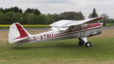 G-ATBU - Beagle A61 Terrier II - Private