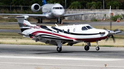 F-OSTB - Pilatus PC-12/47E - St Barth Executive