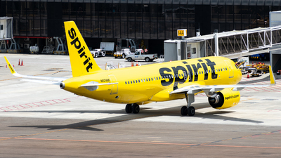A picture of N924NK - Airbus A320271N - Spirit Airlines - © Sergio Guevara