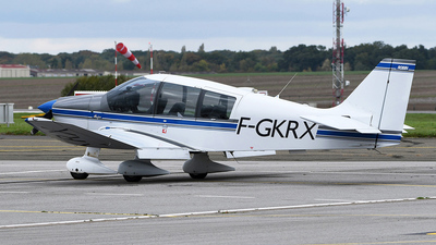 F-GKRX - Robin DR400/140B Major - Private