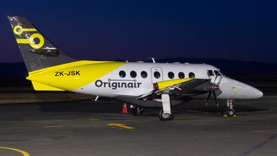 ZK-JSK - British Aerospace Jetstream 41 - Originair