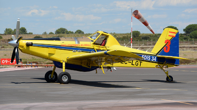 EC-LGT - Air Tractor AT-802 - Avialsa
