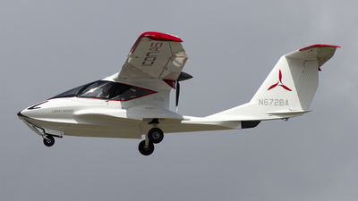 N672BA - Icon A5 - Private