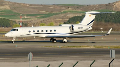 EC-KBR - Gulfstream G550 - Private