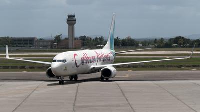 9Y-BGI - Boeing 737-8Q8 - Caribbean Airlines