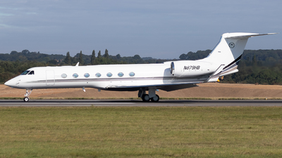 N879HB - Gulfstream G550 - Sun Air Jets