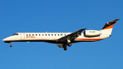 VH-JGR - Embraer ERJ-145LR - JetGo Australia