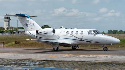 A picture of PROJL - Cessna 525 CitationJet CJ1 - [5250243] - © Leonardo Carvalho