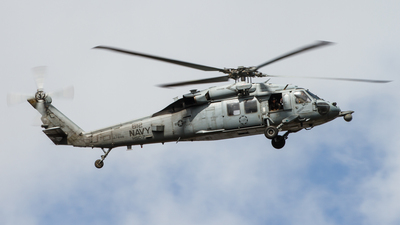 167886 - Sikorsky MH-60S Knighthawk - United States - US Navy (USN)