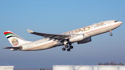 A6-EYG - Airbus A330-243 - Etihad Airways