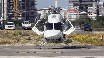 4X-BIS - Bell 429 Global Ranger - Lahak Aviation