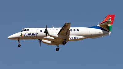 ZS-NRG - British Aerospace Jetstream 41 - Airlink