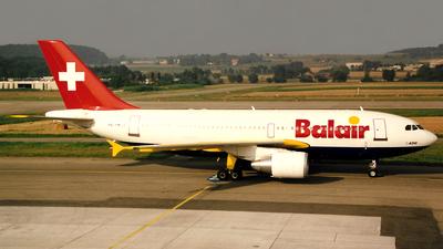 HB-IPM - Airbus A310-325(ET) - Balair