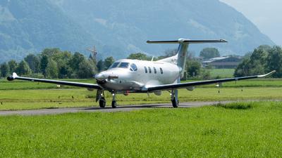 HB-FSH - Pilatus PC-12 NGX - Pilatus Aircraft