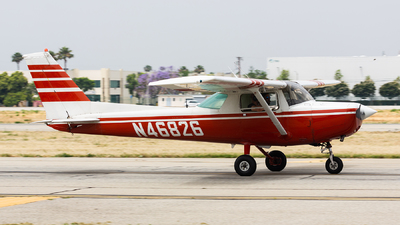 N46826 - Cessna 152 - Private