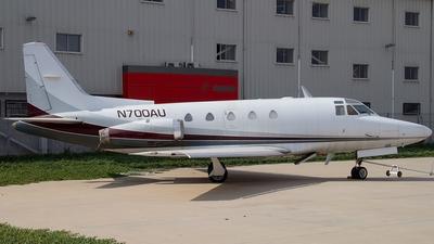 N700AU - Rockwell Sabreliner 60 - Private