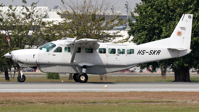 HS-SKR - Cessna 208B Grand Caravan - SGA Airlines - Siam General Aviation