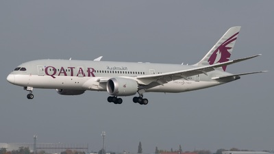 A7-BCX - Boeing 787-8 Dreamliner - Qatar Airways