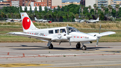 A picture of ECIPB - Piper PA34 Seneca - [347350116] - © Ramon Jordi