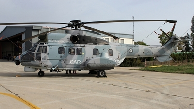 2787 - Aérospatiale AS 332C1 Super Puma - Greece - Air Force