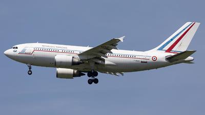 418 - Airbus A310-304 - France - Air Force