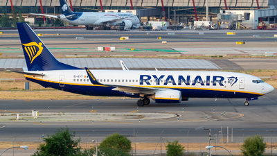A picture of EIEVT - Boeing 7378AS - Ryanair - © Mateo León