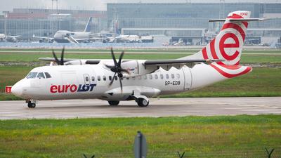 SP-EDB - ATR 42-500 - EuroLOT