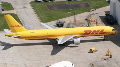 N557CM - Boeing 757-2B6(SF) - DHL (Air Transport International)