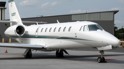 N200Y - Cessna 680 Citation Sovereign - Private