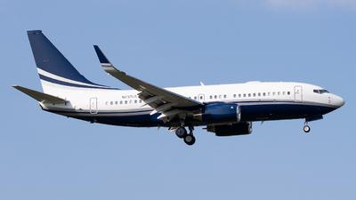 N737LE - Boeing 737-75V(BBJ) - Polaris Aviation Solutions